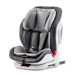 Kinderkraft autosjedalica Oneto3 siva