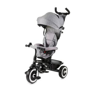 Kinderkraft  tricikl ASTON sivi