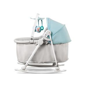 Kinderkraft njihaljka UNIMO 5 u 1 svjetlo plava