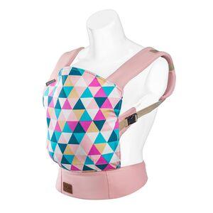 Kinderkraft nosiljka za bebe NINO ružičasta