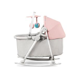 Kinderkraft njihaljka UNIMO 5 u 1 ružičasta