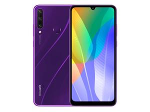 Huawei Y6p fantom ljubičasta, mobitel