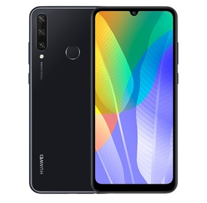 Huawei Y6p ponoćno crna, mobitel
