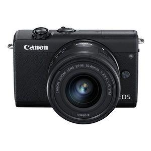 Canon Mirrorless Camera EOS M200 BK M15-45