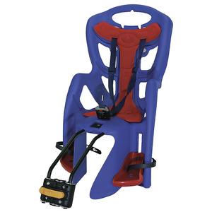 MS dječja sjedalica stražnja na ramu LIGHT B MS DARK BLUE/RED 259855