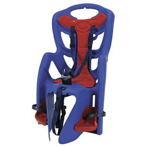 MS dječja sjedalica stražnja na nosač LIGHT BLUE/RED 259856