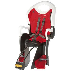 MS dječja sjedalica stražnja na ramu FIX B WHITE/BLACK/RED 259853