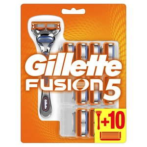 GILLETTE FUSION manual H+11