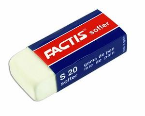 Gumica za brisanje FACTIS S 20