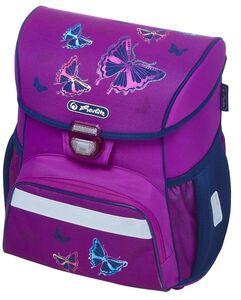 Školska torba anatomska Herlitz Glitter Butterfly