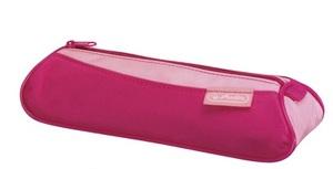 Pernica vrećica/trokutasta Triangle Herlitz roza