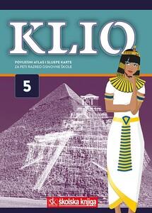 KLIO 5 - povijesni atlas i slijepe karte