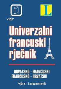Univerzalni francuski rječnik, Langenscheidt,