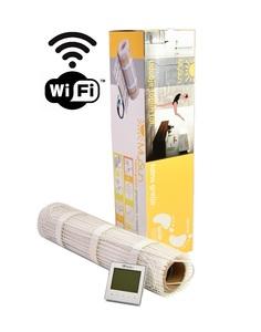 MySun set za podno grijanje - grijaći tepih 1.0m2 + WiFi termostat