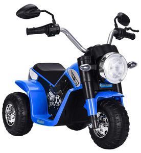 Motor na akumulator chopper plavi