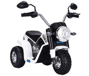 Motor na akumulator chopper bijeli
