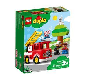 LEGO DUPLO Vatrogasni kamion 10901
