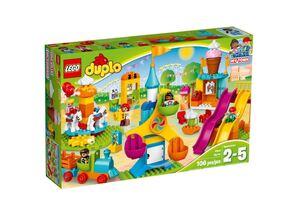 LEGO DUPLO Veliki zabavni park 10840