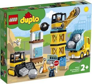 LEGO DUPLO Rušenje kuglom 10932