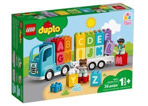 LEGO DUPLO Abecedni kamion 10915