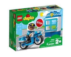 LEGO DUPLO Policijski motocikl 10900