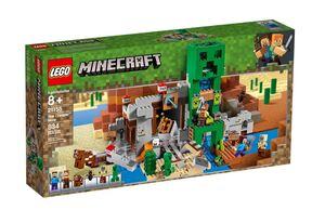 LEGO Minecraft Rudnik Creepera 21155