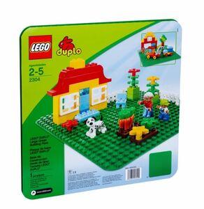 LEGO DUPLO Velika zelena podloga za gradnju 2304