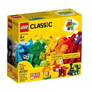 LEGO 11001 Kockice i ideje