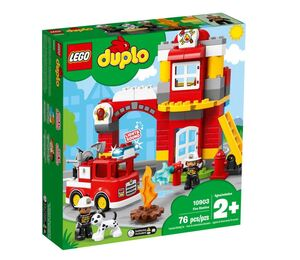 LEGO 10903 Vatrogasna stanica
