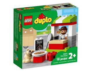 LEGO DUPLO Štand s pizzom 10927