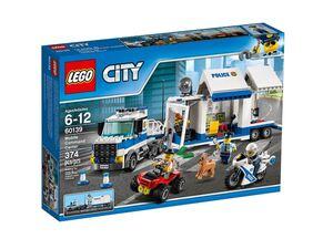 LEGO City Mobilni zapovjedni centar 60139