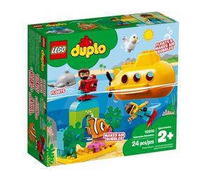 LEGO DUPLO Pustolovina u podmornici 10910