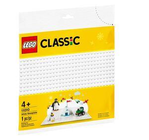 LEGO Classic Bijela podloga 11010