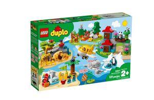 LEGO DUPLO Životinje svijeta 10907
