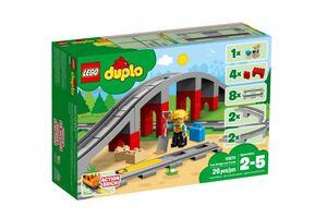 LEGO DUPLO Željeznički most i tračnice 10872