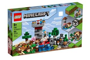 LEGO Minecraft Kutija za crafting 3.0 21161