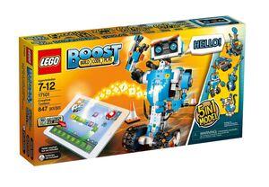 LEGO BOOST Kreativna alatna kutija 17101
