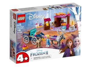 LEGO Disney Princess Elza u pustolovini kolima 41166