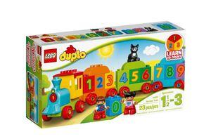LEGO 10847 DUPLO Voz sa brojevima