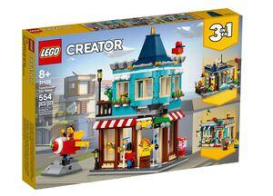 LEGO Creator Gradski dućan s igračkama 31105