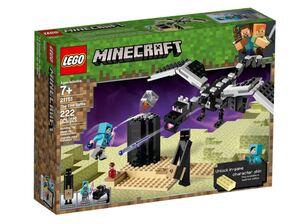 LEGO Minecraft Bitka u Endu 21151