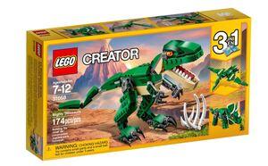 LEGO Creator Moćni dinosauri 31058