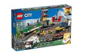 LEGO City Teretni vlak 60198
