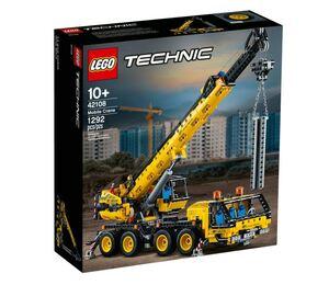 LEGO Technic Pokretna dizalica 42108