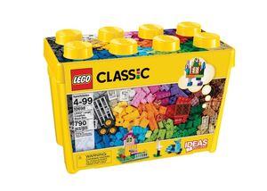LEGO Classic Velika kreativna kutija s kockama 10698