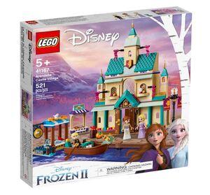 LEGO Disney Princess Selo oko dvorca Arendelle 41167