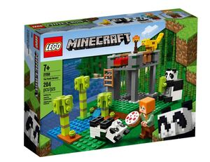 LEGO Minecraft Vrtić za pande 21158