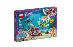 LEGO Friends Misija spašavanja dupina 41378