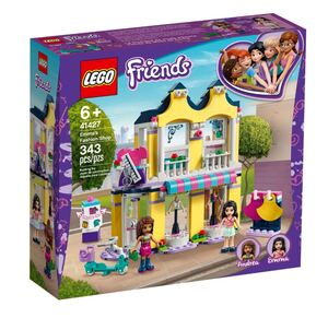 LEGO Friends Emmin modni salon 41427