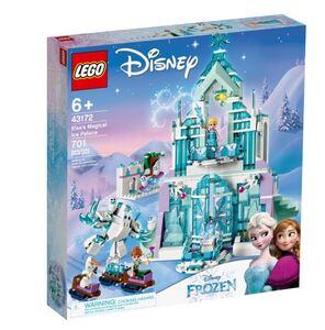 LEGO Disney Princess Elsina čarobna ledena palača 43172